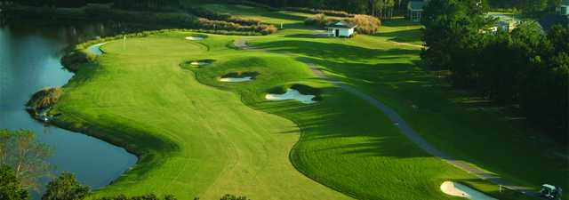 Blackmoor GC: Aerial view