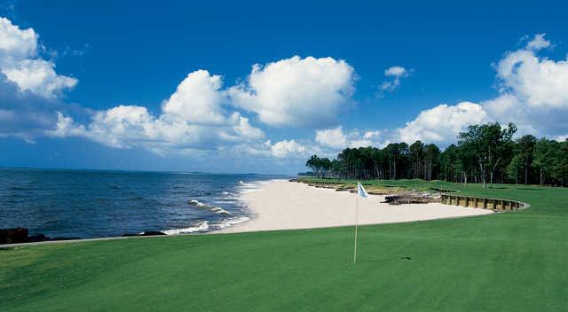 Melrose Golf Club Daufuskie Island Sc