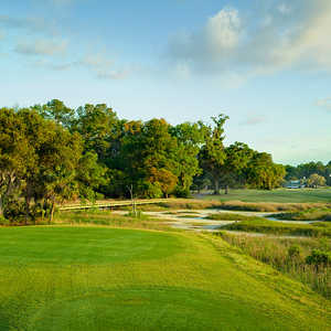 Old South Golf Links: #18