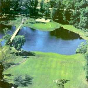 Arcadian Shores GC: Aerial view