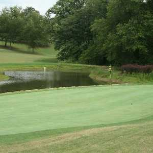 Links O' Tryon GC: #13