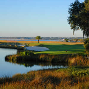 Harbour Town Golf Links: #17