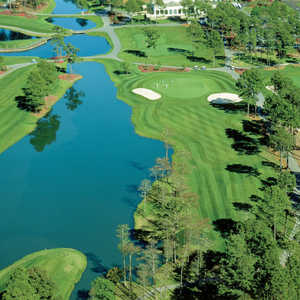 Myrtle Beach National GC - West: #18