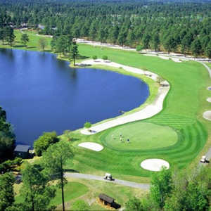 Myrtle Beach National GC - Southcreek: #10