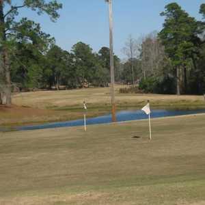 Pineland CC: Practice area
