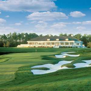TPC Myrtle Beach: The clubhouse