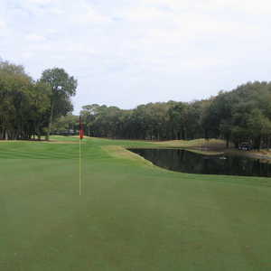 Robber's Row at Port Royal Golf Club - #18