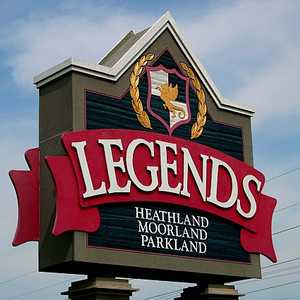 Legends GC sign
