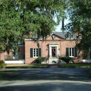 Wedgefield Plantation GC: clubhouse