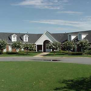 Willow Creek GC: Clubhouse