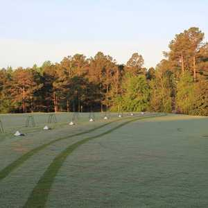 Mount Vintage Plantation % GC: driving range