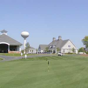 Tega Cay GC: Clubhouse