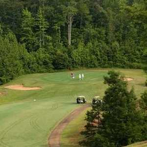 Chickasaw Point Golf Course: #3
