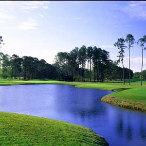 Waterway Hills GC: Lakes No. 5
