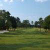 A view of a fairway at Cobblestone Park Golf Club