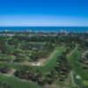 Aerila view of Beachwood Golf Club