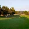 A view of hole #6 at River Golf Club