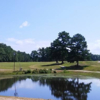 A view over the water from Cokesbury Hills Golf Club.