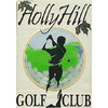 Holly Hill Golf Club Logo