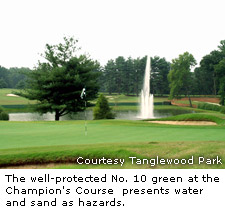 Champion Course Green