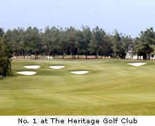 The Heritage Golf Club