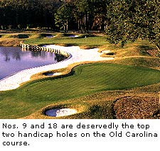 Old Carolina Golf