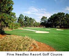 Pine Needles Resort Golf Course