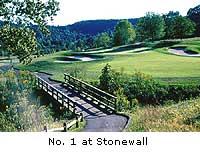 No. 1 at Stonewall
