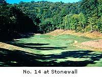 No. 14 at Stonewall