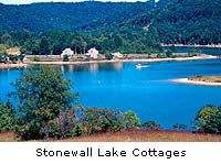 Stonewall Lake Cottages