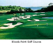 Bloody Point Golf Course
