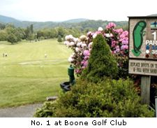 No. 1 at Bonne Golf Club