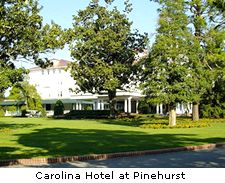 Carolina Hotel at Pinehurst