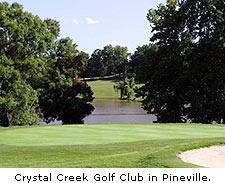 Crystal Creek Golf Club