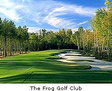 The Frog Golf Club