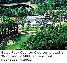 Gates Four Golf & Country Club