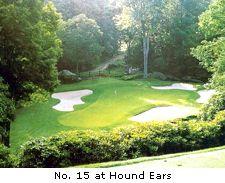 No. 15 at Hound Ears
