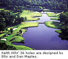 Keith Hills Golf Club