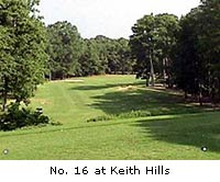 No. 16 at Keith hills