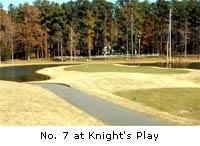 No. 7 at Knight's Play