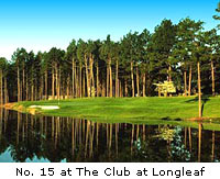 No. 15 at The Club at Longleaf
