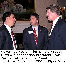 Mayor Pat Mccrory