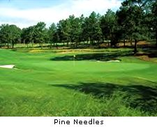 Pine Needles Golf Course