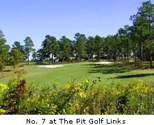 No. 7 at The Pit Golf Links