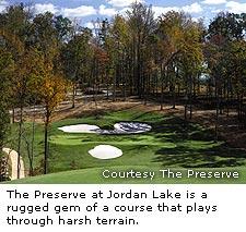 The Preserve at Jordan Lake