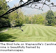 Waynesville Country Club & Inn