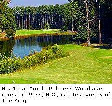 Woodlake Course